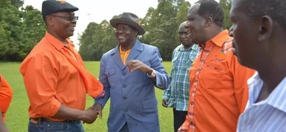 Raila finally reveals who pays for his trips