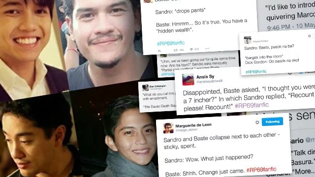 ENJOY: Sex scenes of Baste Duterte, Sandro Marcos and Jake Ejercito?