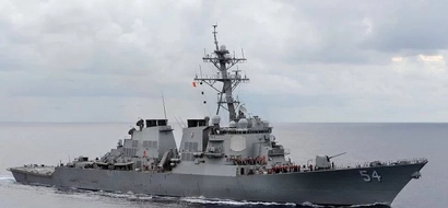 US missile destroyer to conduct community projects in the Philippines