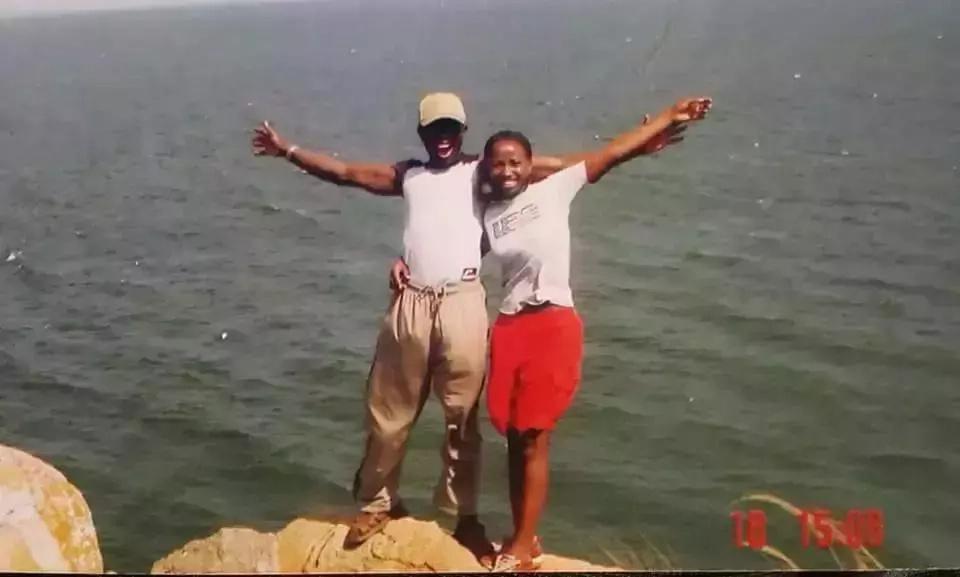Wimbo MTAMU aliomwimbia mkewe Ababu Namwamba