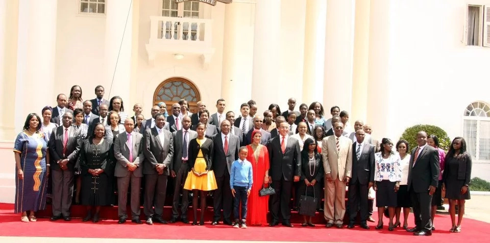 House leadership to meet Uhuru at State House sparking reports of cabinet reshuffle