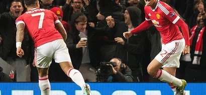 Man Utd, City Survive Champions League Heartbreak