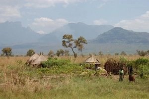 Wakazi wenye HASIRA wawateketeza washukiwa wa kundi la Sabaot Land Defence (picha)