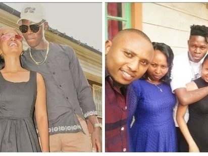 Bank Otuch hit maker flaunts heavily pregnant wife's baby bump