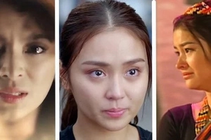 Maganda pa rin kahit umiiyak! Kathryn Bernardo tops poll of Kapamilya leading ladies who are still beautiful while performing intense emotional scene