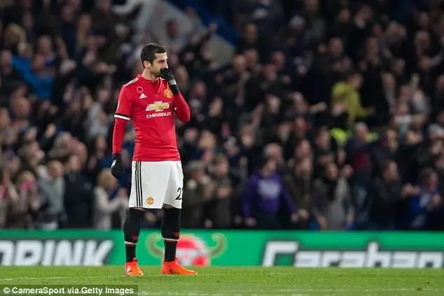 Manchester United manager Jose Mourinho explains axing of star midfielder from starting role