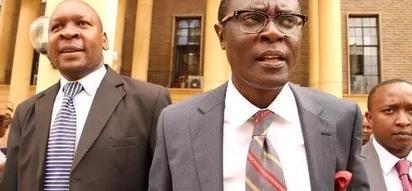 Igathe hakufaa kuuliza Sonko uaminifu, Sonko sio msichana-Mutahi Ngunyi