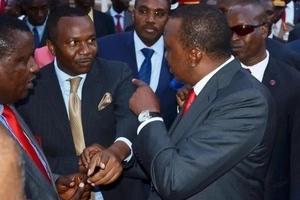 Rafiki wa karibu wa Uhuru apata pigo, Je atagombea kiti cha ugavana ?