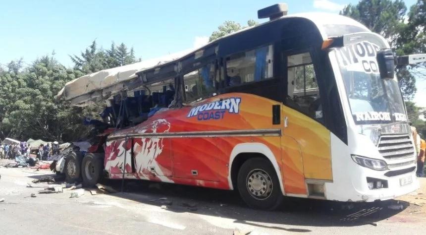 We did not cause Sachangwan accident - NTSA boss says