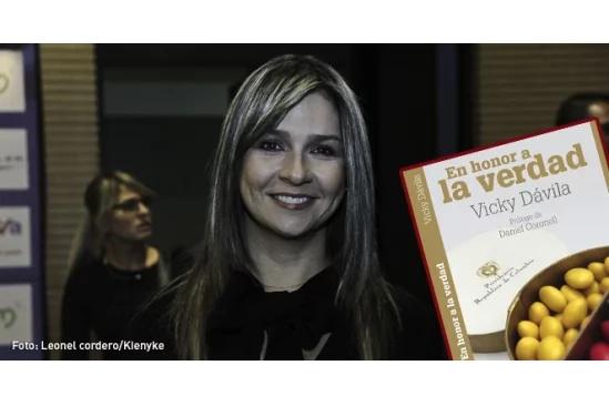 Vicky Dávila cuenta todo sobre el escándalo que causó su salida de La FM