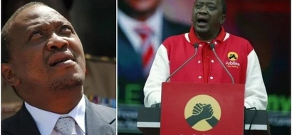 My worst moments as President of Kenya - Uhuru Kenyatta