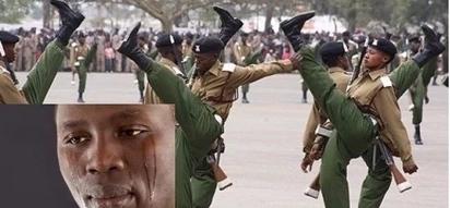 Maafisa 10 wa polisi walazwa hospitalini wakiwa na dalili za kipindupindu
