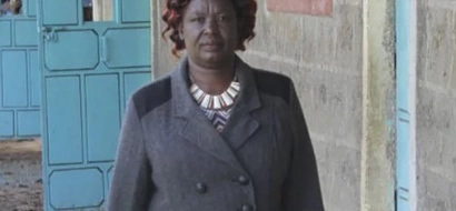 The miracle of a Nakuru teacher who has regained her sight after being blind for 3 years