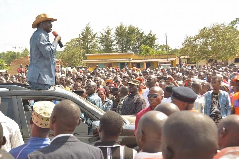 Afisa wa Ikulu Dennis Itumbi ataka Raila Odinga akamatwe!