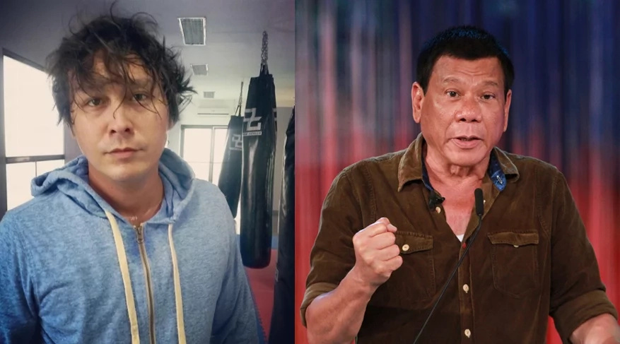 VIDEO: Baron Geisler criticizes Duterte's war on drugs