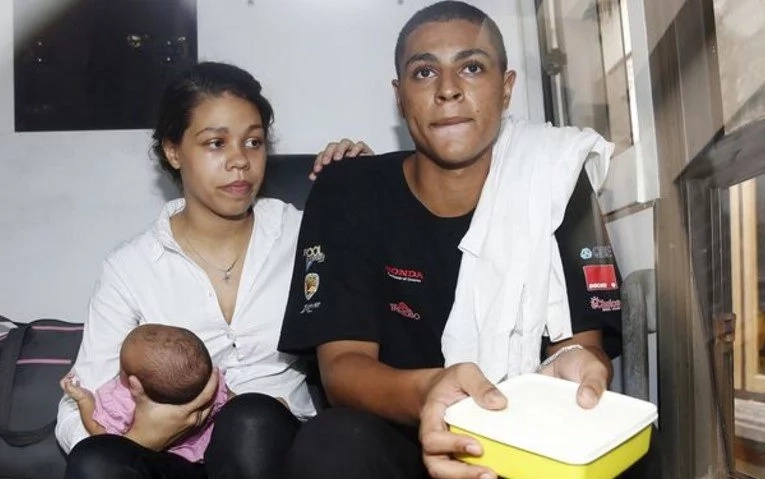 Woman, 21, confesses to killing mother and stuffing her body into SUITCASE (see photos, video)