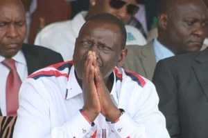 DP Ruto is the biggest THIEF and most corrupt person in Kenya - Kalonzo