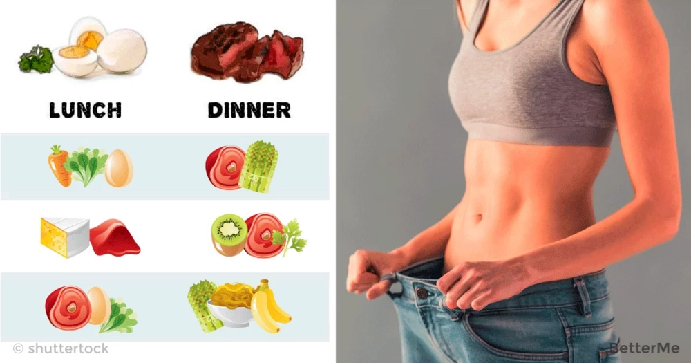 13-day Copenhagen weight loss diet can help you lose up to 7 pounds