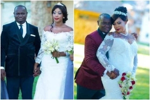 Kenyan millionaire weds best friends hours apart in LAVISH weddings( Photos)