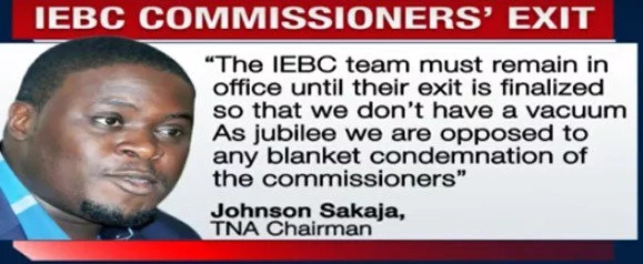 Why did IEBC commissioners wait for Kenyans to die?- ODM
