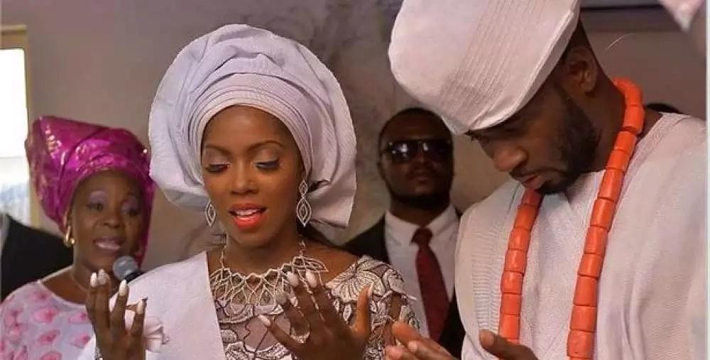 Msanii maarufu wa Nigeria Tiwa Savage na mumewe watalikiana rasmi