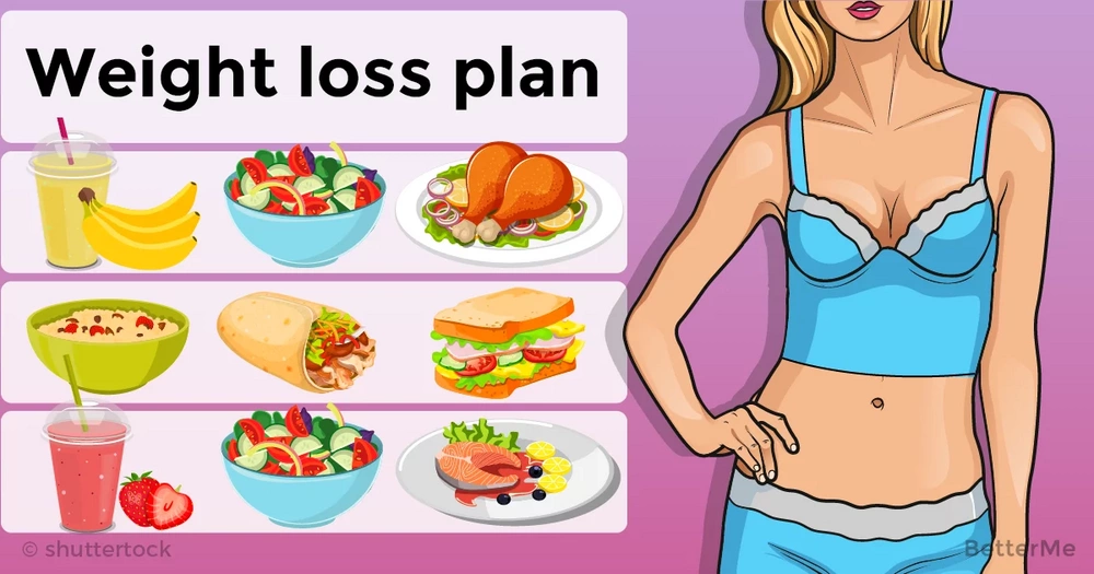 7-day clean eating plan can help you lose some pounds
