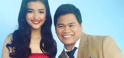 Ogie Diaz said Liza is not endorsing any of the presidentiables