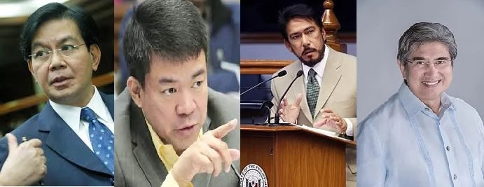 Senators react to Duterte's intel on narco-generals