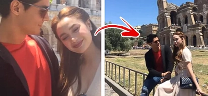 "Daniel Matsunaga, Arci Muñoz spotted together in Italy! ""DarCi"" fans are left speculating on their real dating status"