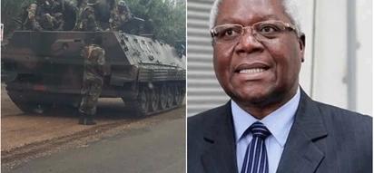 Taharuki Zimbabwe: Jeshi lachukua mamlaka, lapinga mapinduzi