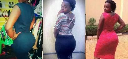 Msichana MREMBO kutoka Kisumu awaomba wanaume kumuoa Facebook (picha)