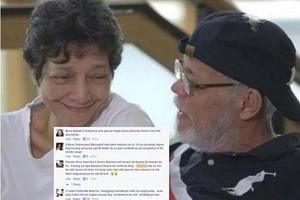 Shocked netizens grieve over bittersweet death of veteran actor Dick Israel and wife