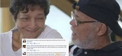 Shocked netizens grieve over bittersweet death of veteran actor Dick Israel and wife