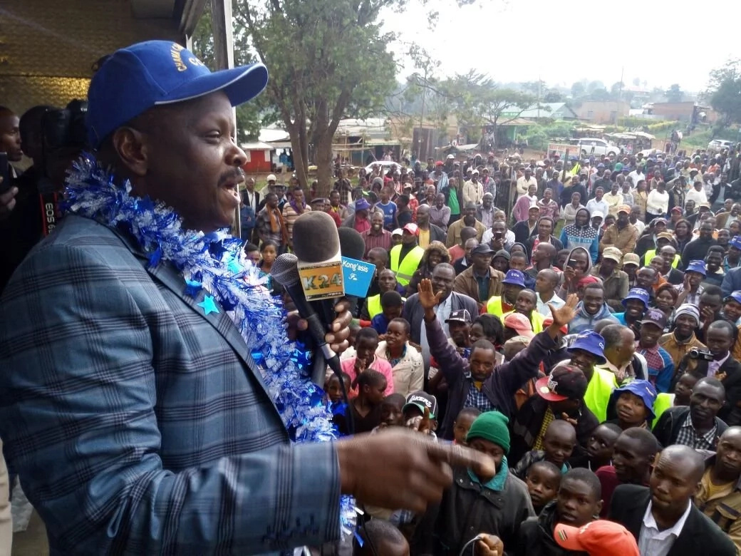 Isaac Ruto to declare his next move in ceremony to be attended Uhuru and DP Ruto