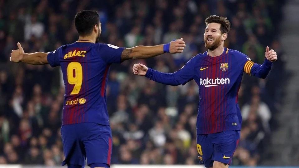 Barcelona defeat Valencia to qualify for Copa del Rey final