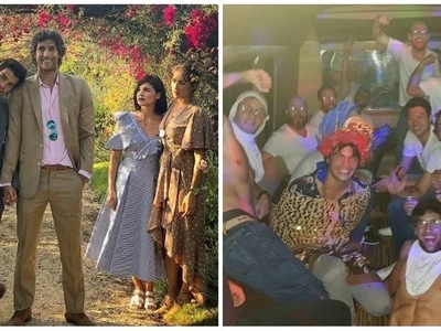Mukhang malapit na ang kasal! Nico Bolzico shares photo of bachelor party he hosted for Erwan Heussaff