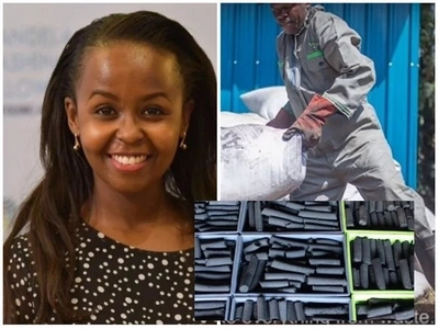 27-year-old Kenyan entrepreneur receives special recognition from the Queen and here is why (photos)