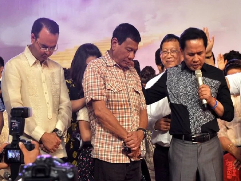 No plans to exclude Quiboloy – Duterte spokesman