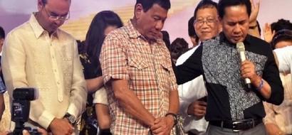 No plans to exclude Quiboloy – Duterte spokesman