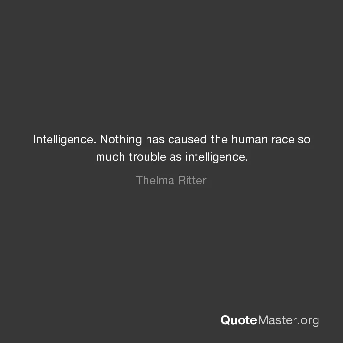 Intelligent Quotes About Life