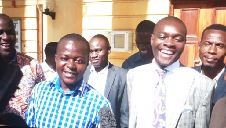 Lobby group goes to court to stop Raila's swearing in