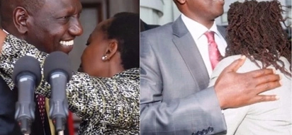 These 5 photos are irrefutable proof that DP Ruto is Kenya's most romantic man