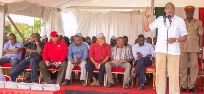 Muungano wa NASA washambuliwa na Uhuru Kenyatta
