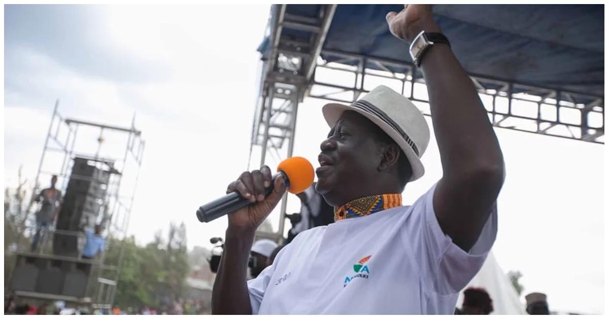 Owino attacks Jubilee again