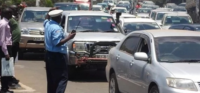 Uhuru Highway users be warned: Gunman attacking in traffic- Police