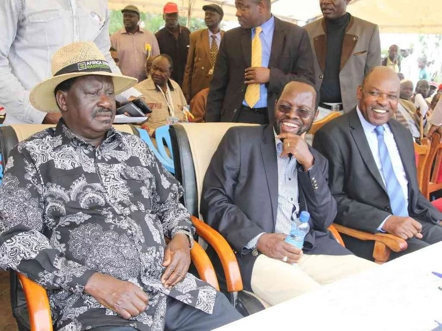 Luo elders sound warning to Raila after he rejected independent candidates