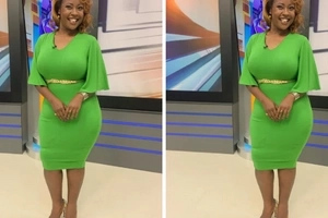 Kalekye Mumo shows off her FAT, expensive engagement ring she got from her BAE