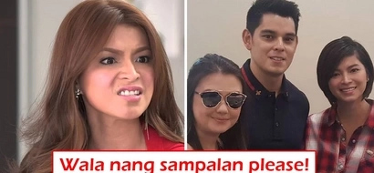 Sakit kaya ng mukha ko nun! Angel Locsin makes earnest request to avoid slapping scenes in next movie with Angelica Panganiban