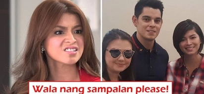 Sakit kaya ng mukha ko nun! Angel Locsin makes earnest request to avoid slapping scenes in next movie with Angelica Panganiban