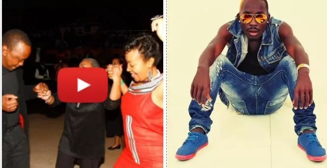 Despite being DEAF, this popular rapper is Uhuru Kenyatta's favourite musician